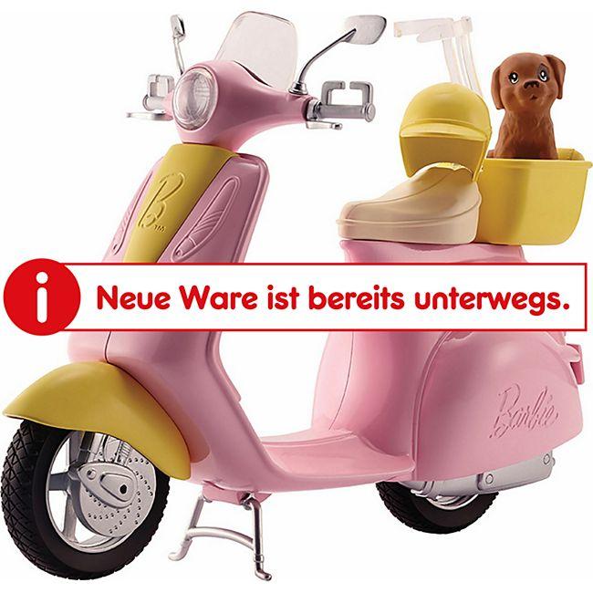 Barbie Mattel FRP56  Motorroller - Bild 1
