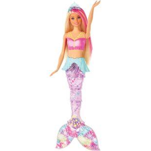 Barbie Mattel GFL82  Glitzerlicht Meerjungfrau (mit Licht) - Bild 1