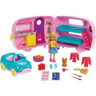 Barbie Mattel FXG90  Chelsea Camper - Bild 1