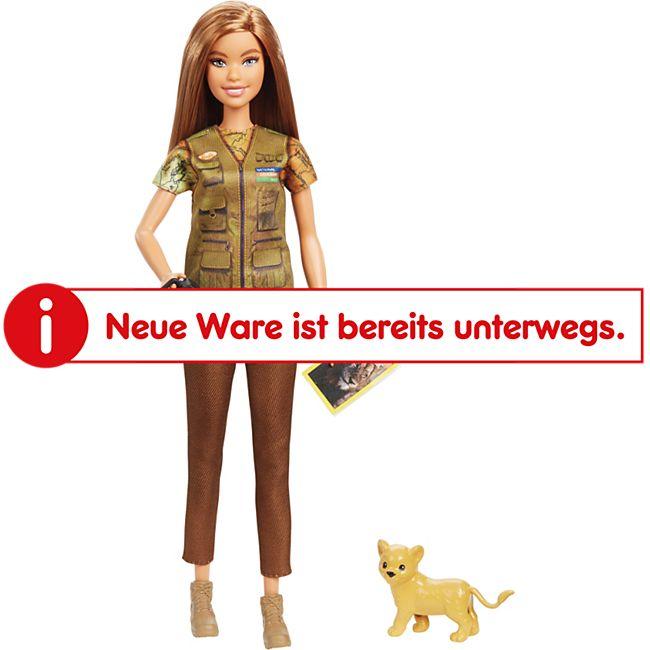 Barbie Mattel GDM46  Photojournalist Puppe - Bild 1