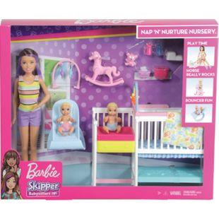 Barbie Mattel GFL38  ''Skipper Babysitters Inc.'' Nursery Playset - Bild 1