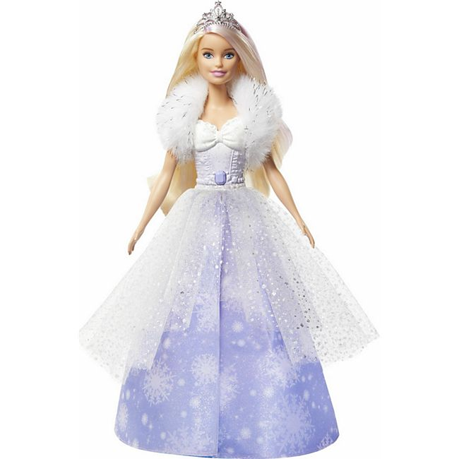 Barbie Mattel GKH26  Fashion Transformation Prinzessin - Bild 1