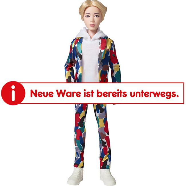 BTS Mattel GKC88  Core Fashion Doll Jin - Bild 1