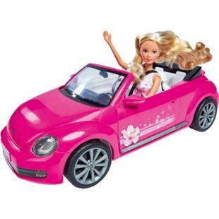 Simba Steffi Love VW Beetle Cabriolet - Bild 1