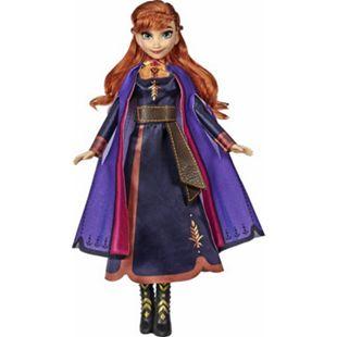 Disney Frozen Hasbro E6853GC0 Disney Die Eiskönigin 2 Singende Anna - Bild 1