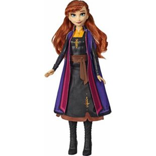 Disney Frozen Hasbro E7001ES0 Frozen 2 LIGHT UP FASHION ANNA - Bild 1
