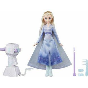 Disney Frozen Hasbro E7002ES0 Disney Die Eiskönigin 2 Flechtspaß Elsa - Bild 1