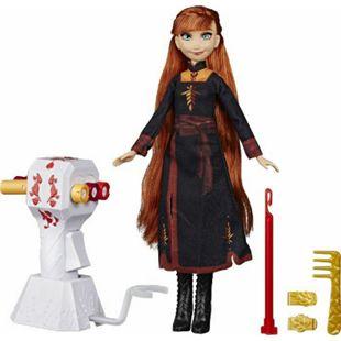 Disney Frozen Hasbro E7003ES0 Disney Die Eiskönigin 2 Flechtspaß Anna - Bild 1