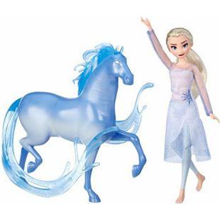 Disney Frozen Hasbro E5516EU4 Disney Die Eiskönigin 2 Elsa & Nokk - Bild 1