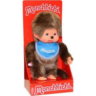 Monchhichi Classic Boy blau, ca. 20 cm - Bild 1