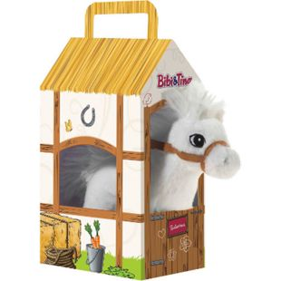 Heunec BIBI & TINA Pferd Sabrina stehend im Stall - Bild 1