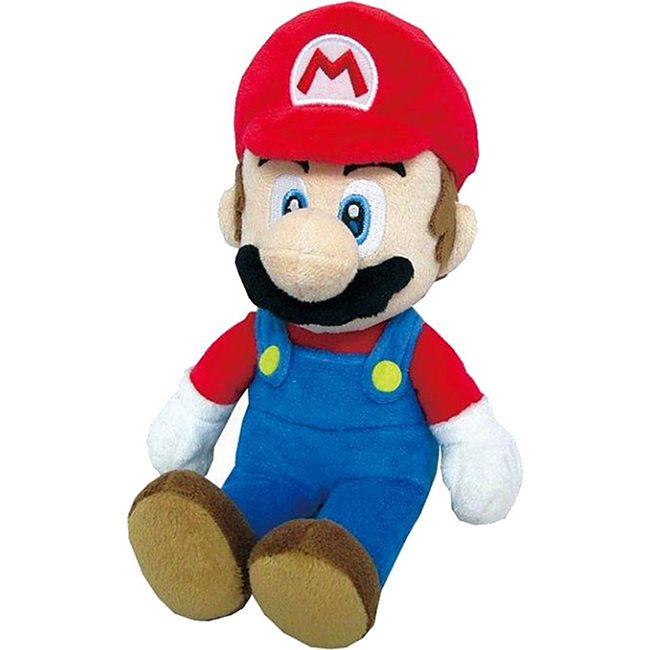 PBM Express Super Mario Plüsch Mario 24 cm - Bild 1