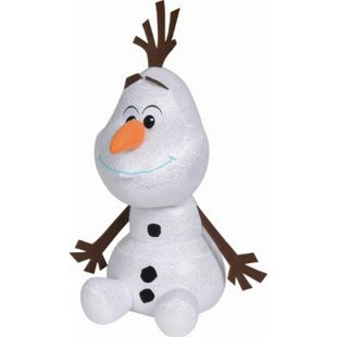 Disney Simba Nicotoy  Frozen 2, XL Olaf, 50cm - Bild 1