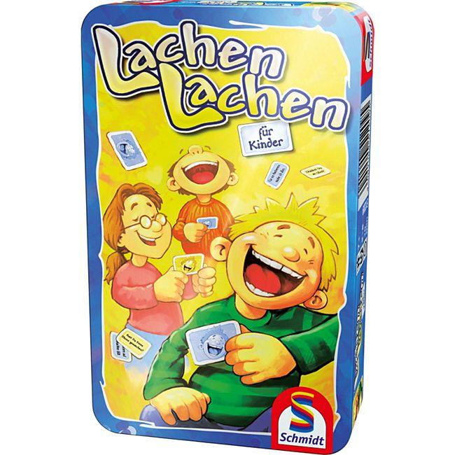 Schmidt Spiele Lachen lachen Mitbringspiel in der Metalldose - Bild 1