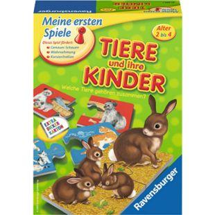 Ravensburger 21403 Tiere und ihre Kinder - Bild 1
