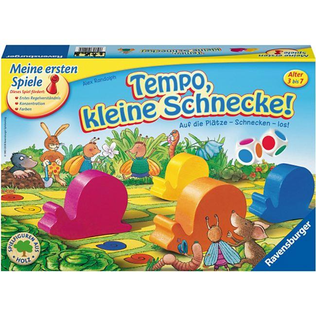 Ravensburger 21420 Tempo, kleine Schnecke! - Bild 1