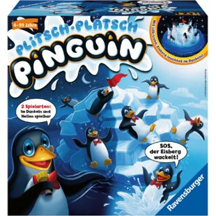 Ravensburger 21325 Plitsch-Platsch Pinguin - Bild 1