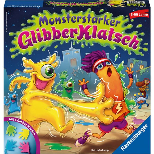 Ravensburger 21353 Monsterstarker Glibber-Klatsch - Bild 1