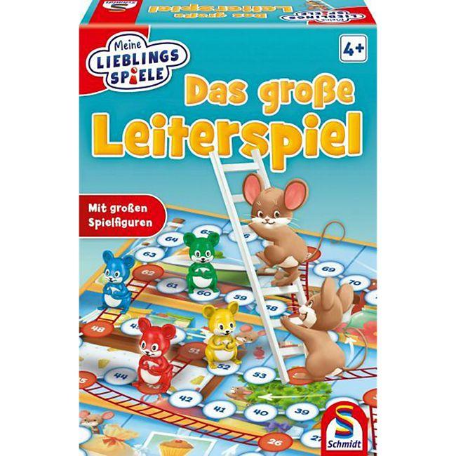 Schmidt Spiele Das große Leiterspiel - Bild 1