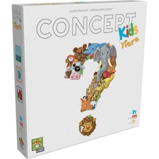Asmodee Concept Kids - Tiere - Bild 1