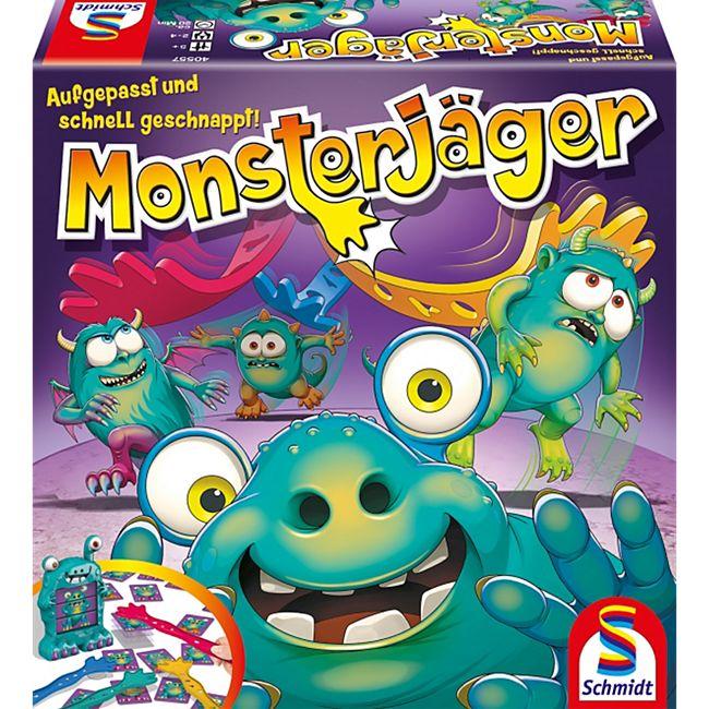 Schmidt Spiele Monsterjäger - Bild 1