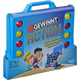 Hasbro Gaming Hasbro E3578100 4 gewinnt Action - Bild 1