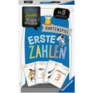 Ravensburger 80658 Lernen Lachen Selbermachen: Kartenspiel Erste Zahlen - Bild 1