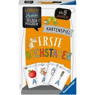 Ravensburger 80659 Lernen Lachen Selbermachen: Kartenspiel Erste Buchstaben - Bild 1