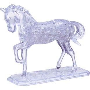 HCM 3D Crystal Puzzle - Pferd 100 Teile - Bild 1