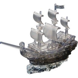 HCM 3D Crystal Puzzle - Piratenschiff 101 Teile - Bild 1