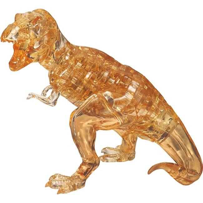 HCM 3D Crystal Puzzle - T-Rex 49 Teile - Bild 1