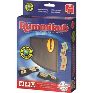 Jumbo 03942 Travel Rummikub - Bild 1