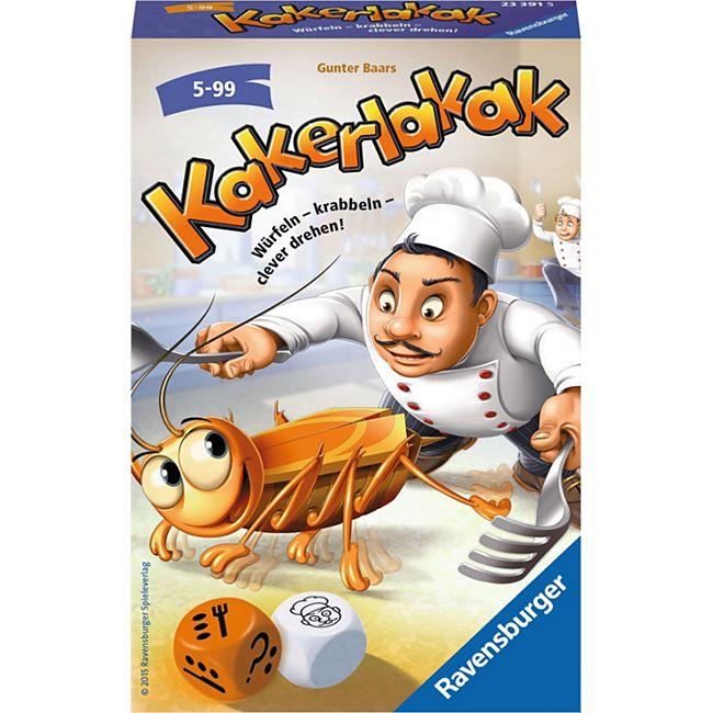 Ravensburger 23391 Kakerlakak Mitbringspiel - Bild 1