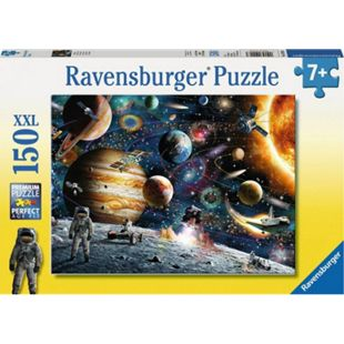 Ravensburger 10016 Puzzle Im Weltall 150 Teile - Bild 1