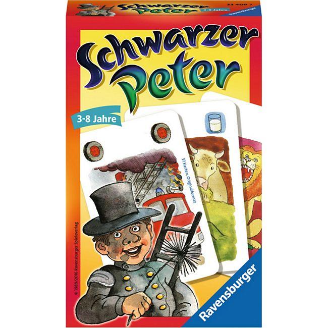 Ravensburger 23409 Schwarzer Peter Mitbringspiel - Bild 1
