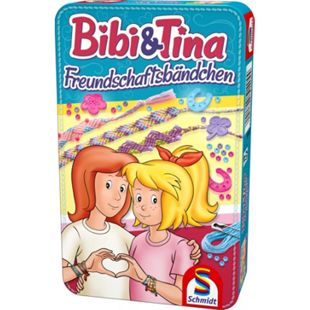Schmidt Spiele Bibi & Tina Freundschaftsbändchen Bring-Mich-Mit-Spiel - Bild 1