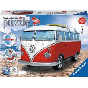Ravensburger 12516 Puzzle 3D VW Bulli T1 162 Teile - Bild 1