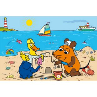 Schmidt Spiele Kinderpuzzle Gute Freunde, 3x24 Teile - Bild 1
