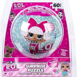 Spin Master L.O.L. Doll Sphere Tin Puzzle 60 Teile - Bild 1