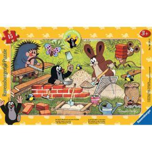 Ravensburger 06151 Puzzle: Der Maulwurf und seine Freunde 15 Teile - Bild 1