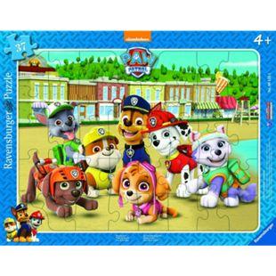 Ravensburger 06155 Rahmenpuzzle Paw Patrol Familienfoto 37 Teile - Bild 1
