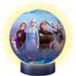 Ravensburger 11141 Puzzleball Disney Frozen 2 Nightlight 72 Teile - Bild 1