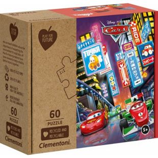 Clementoni Puzzle Play for Future - Cars 60 Teile - Bild 1