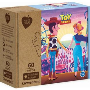 Clementoni Puzzle Play for Future - Toy Story 60 Teile - Bild 1