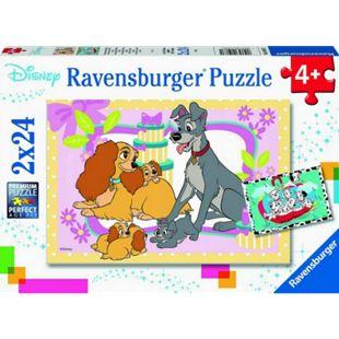 Ravensburger 05087 Puzzle Disneys liebste Welpen 48 Teile - Bild 1