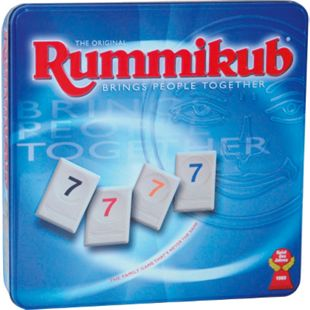 Jumbo 03973 Original Rummikub in Metalldose - Bild 1