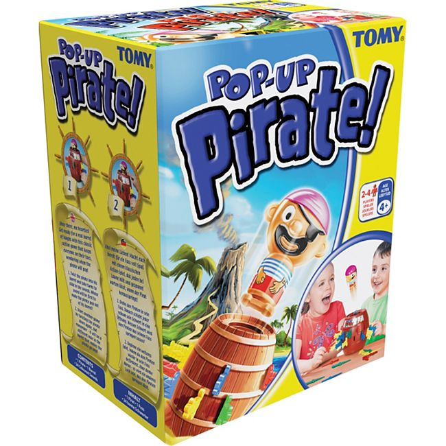 TOMY T7028  Pop Up Pirate! - Bild 1