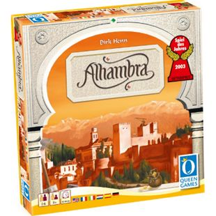 Queen Games Alhambra - Spiel des Jahres 2003 - Bild 1