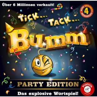 Piatnik 6483 Tick Tack Bumm Party-Edition - Bild 1