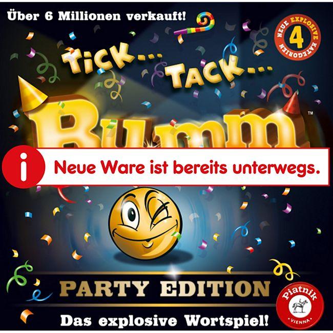 Piatnik 6483 Tick Tack Bumm Party-Edition - Bild 1